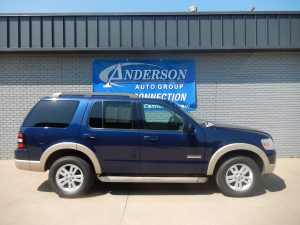 Used 2008 Ford Explorer Eddie Bower