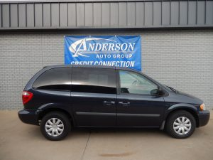 Used 2007 Chrysler Town and Country