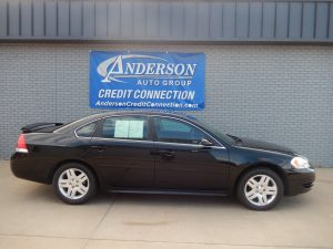 Used 2012 Chevrolet Impala LT Sedan for sale in