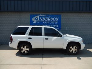 Used 2006 Chevrolet Trailblazer LS SUV for sale in