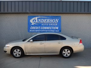 Used 2010 Chevrolet Impala LT Sedan for sale in