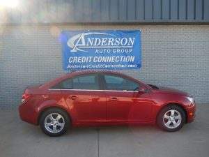 Used 2012 Chevrolet Cruze LT Sedan for sale in