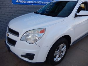Used 2012 Chevrolet Equinox LT SUV for sale in