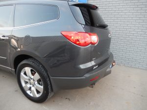 Used 2012 Chevrolet Traverse LTZ SUV for sale in