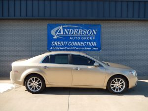 Used 2008 Chevrolet Malibu LTZ Sedan for sale in