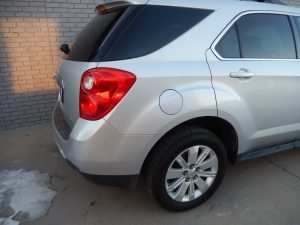 Used 2011 Chevrolet Equinox LT SUV for sale in