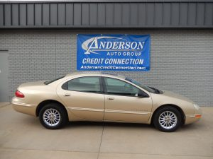 Used 2001 Chrysler Concorde