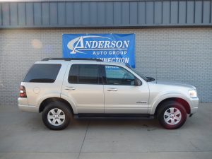 Used 2008 Ford Explorer XLT