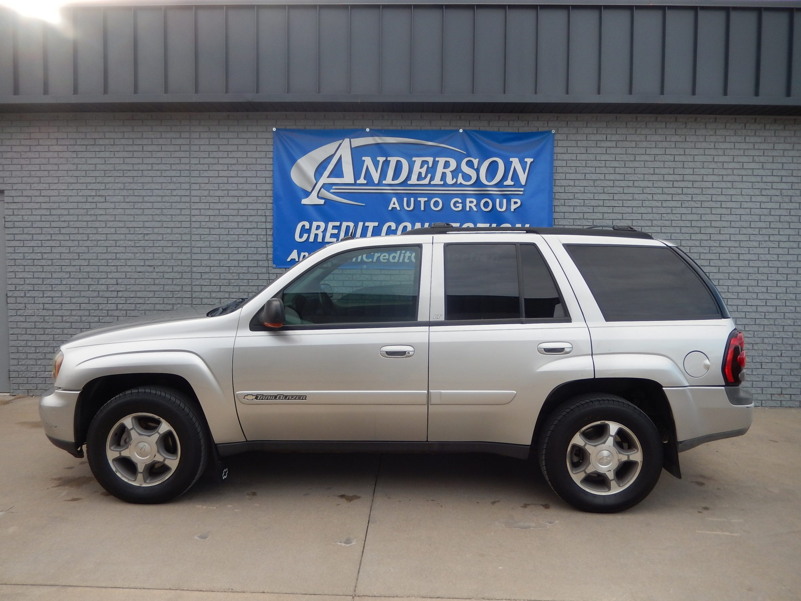 2004 chevy trailblazer anderson credit connection lincoln ne 2004 chevy trailblazer anderson