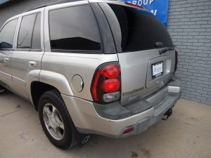 Used 2004 Chevrolet Trailblazer LT SUV for sale in