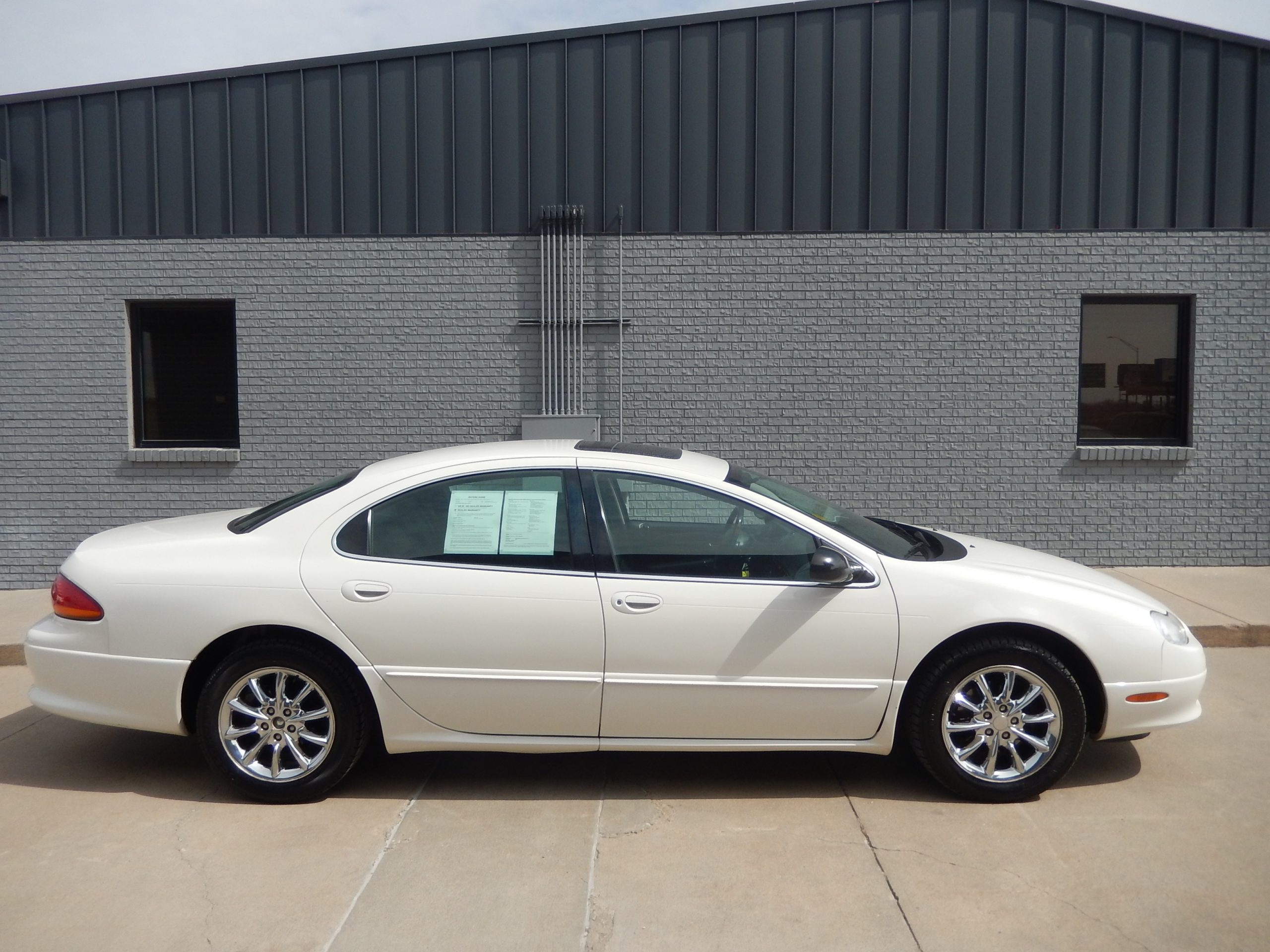 Used 2002 Chrysler  Concorde