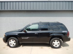 Used 2003 Chevrolet Trailblazer LTZ Suv for sale in