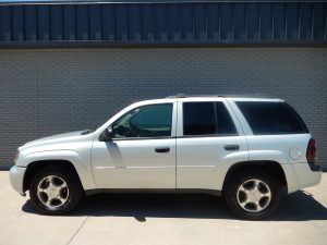 Used 2008 Chevrolet Trailblazer LT SUV for sale in