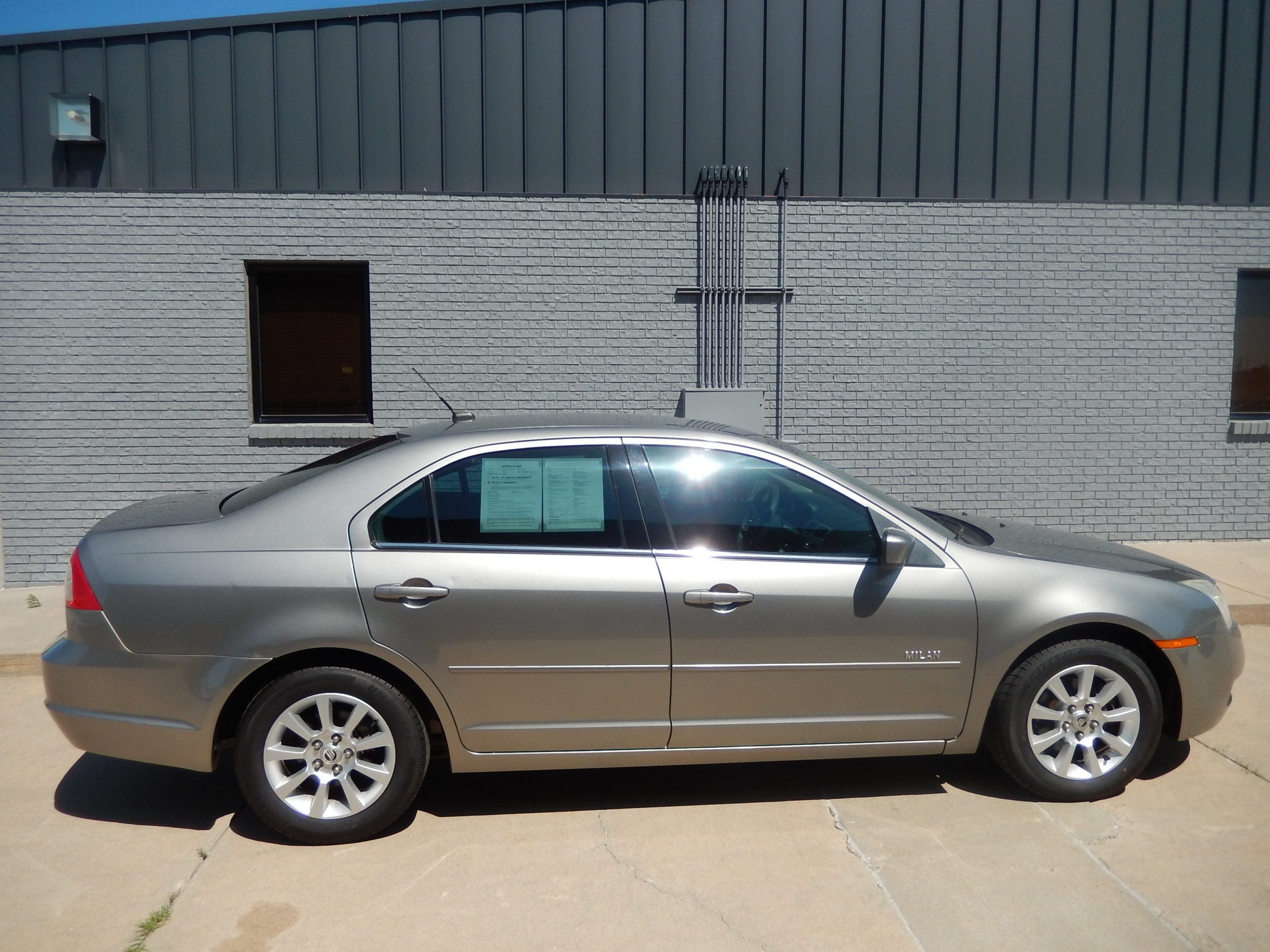Used 2008 Mercury Milan