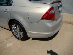 Used 2010 Ford Fusion SE Sedan for sale in