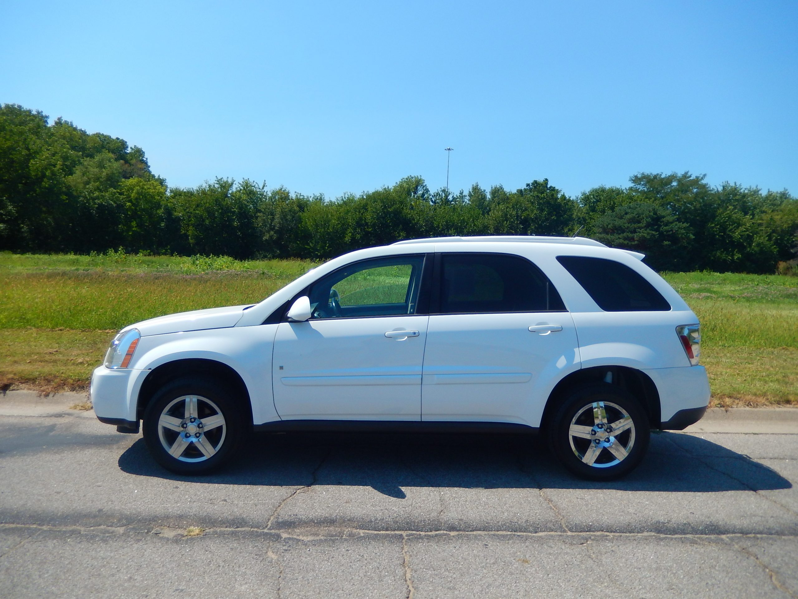 Used 2008 Chevrolet Equinox LT