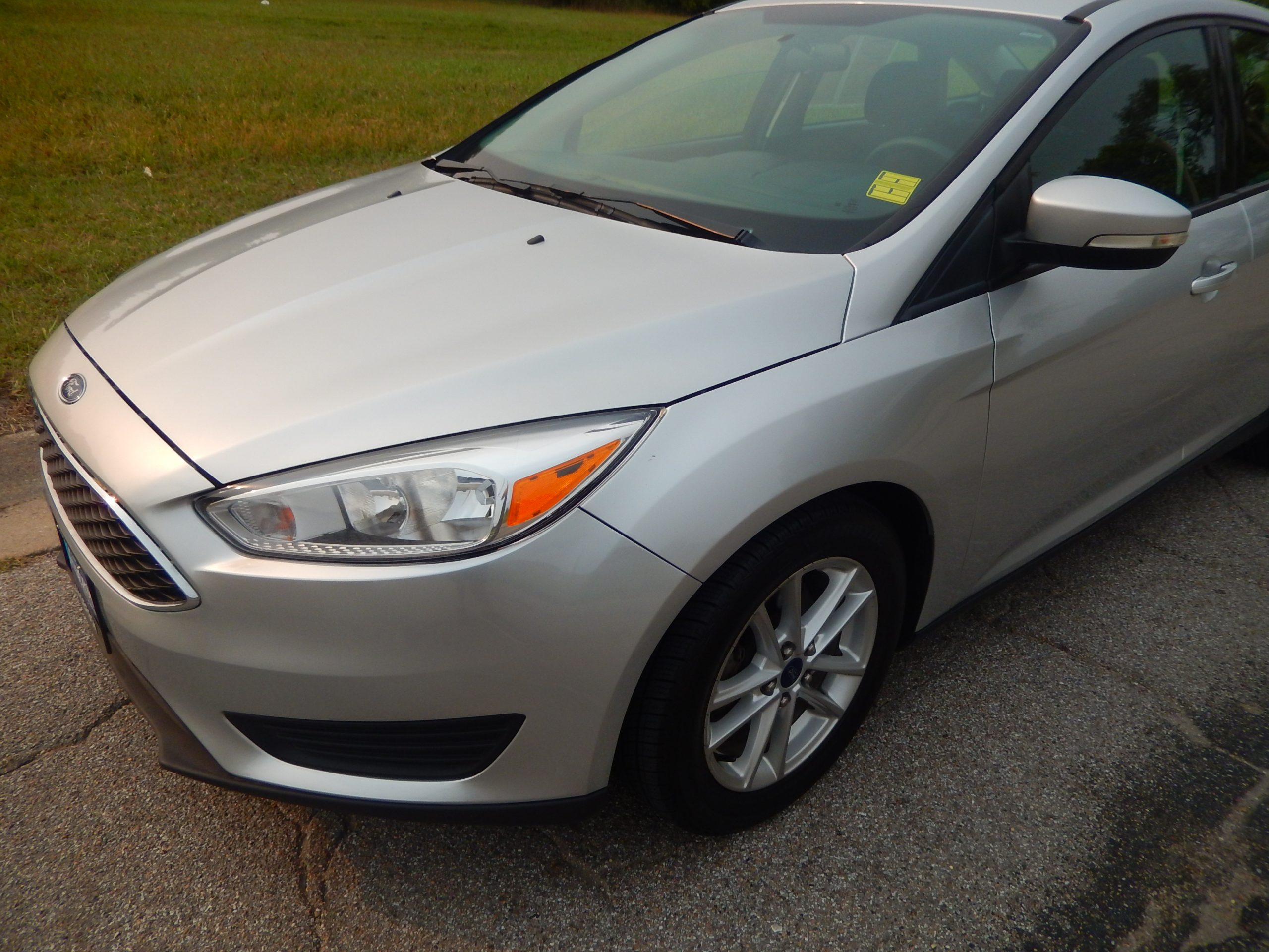Used 2016 Ford Focus SE Sedan for sale in