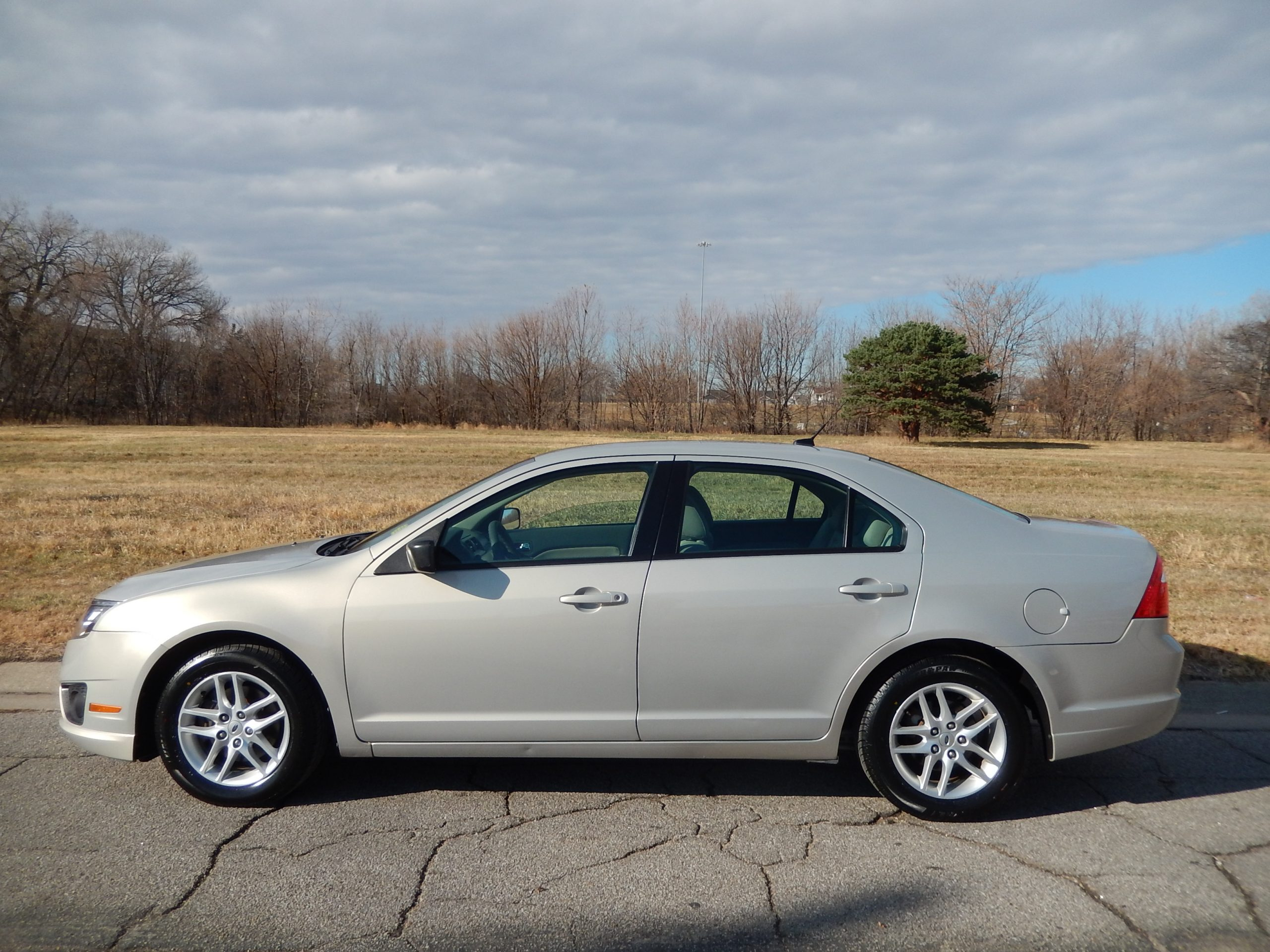 Used 2010 Ford Fusion S