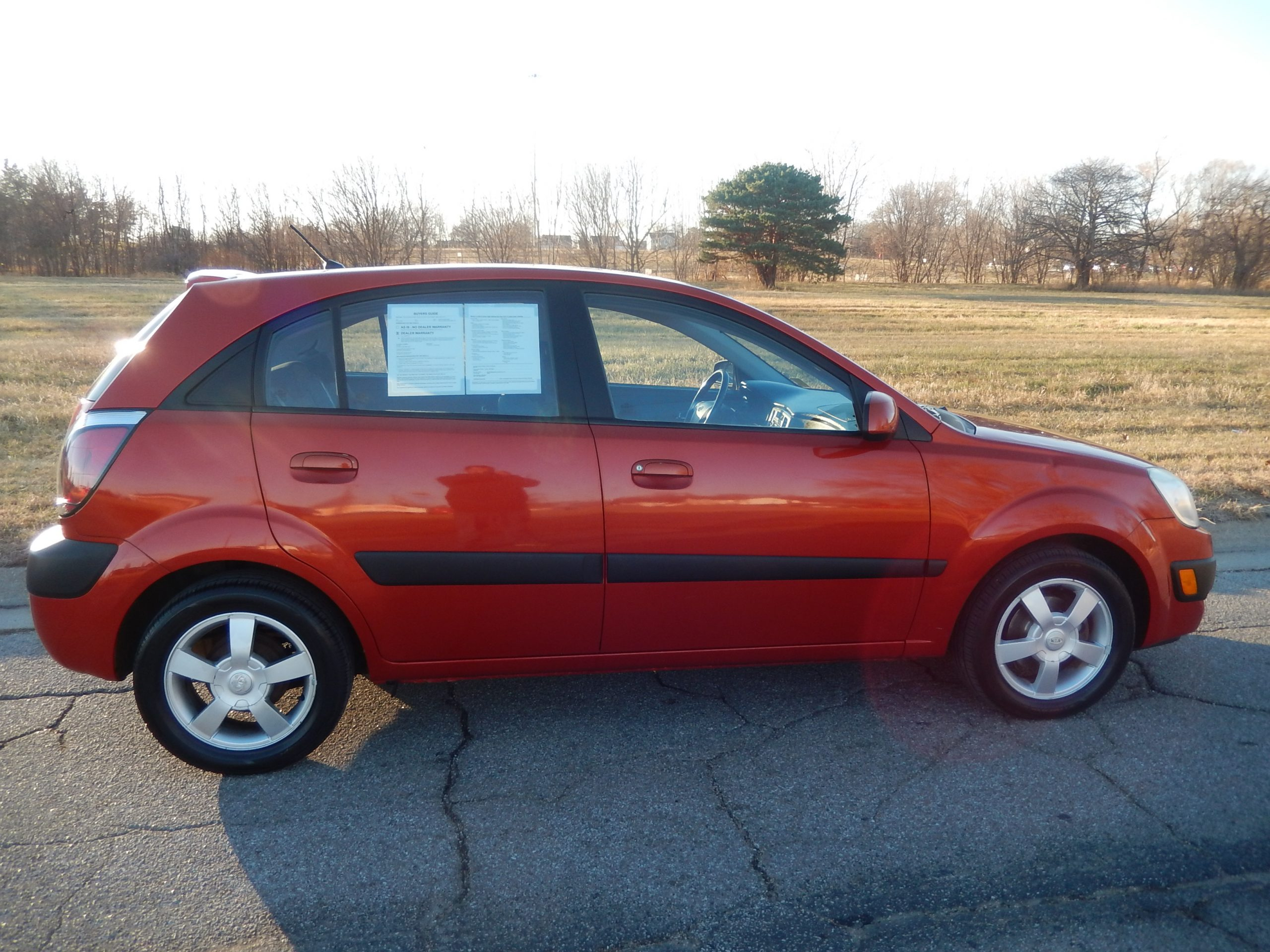 Used 2006 Kia Rio 5 SX HB for sale in