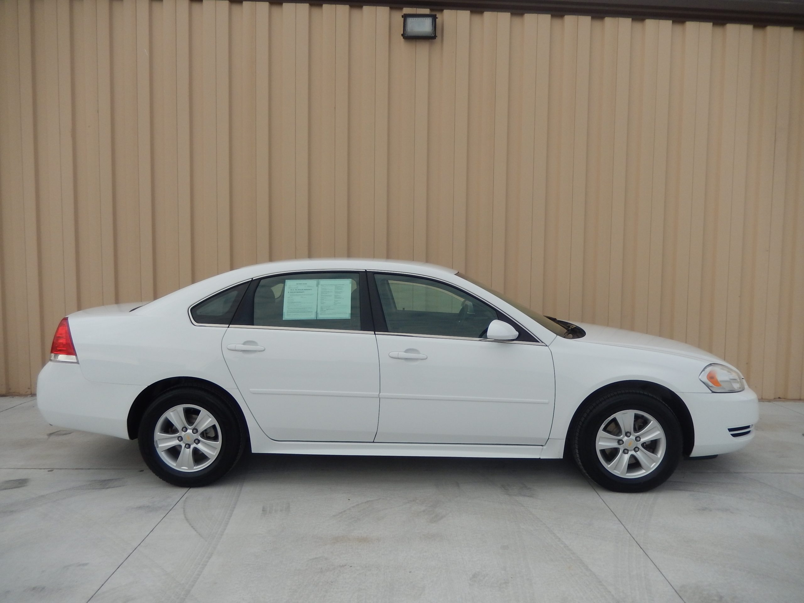 Used 2014 Chevrolet Impala Limited