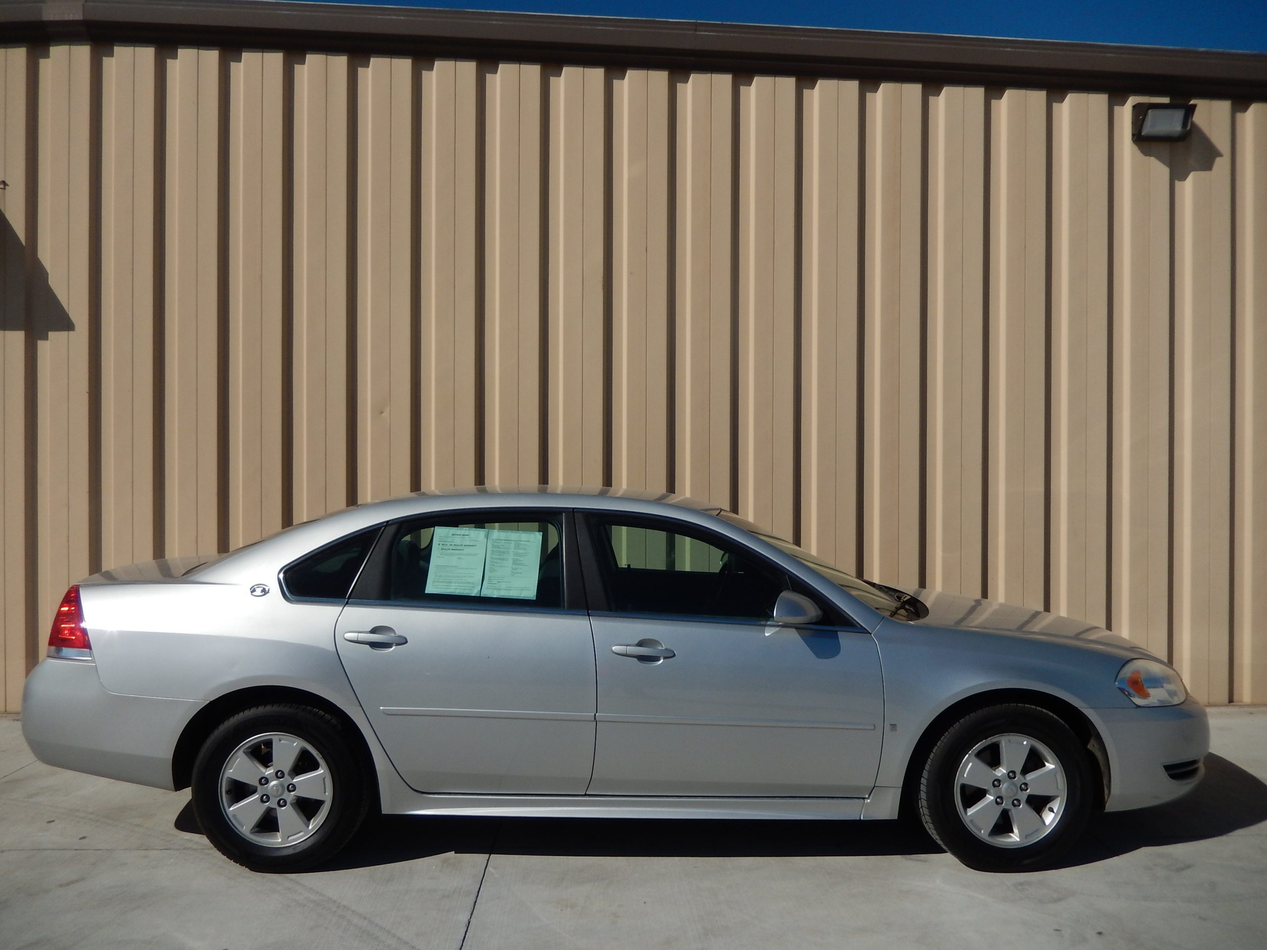 Used 2009 Chevrolet Impala LT