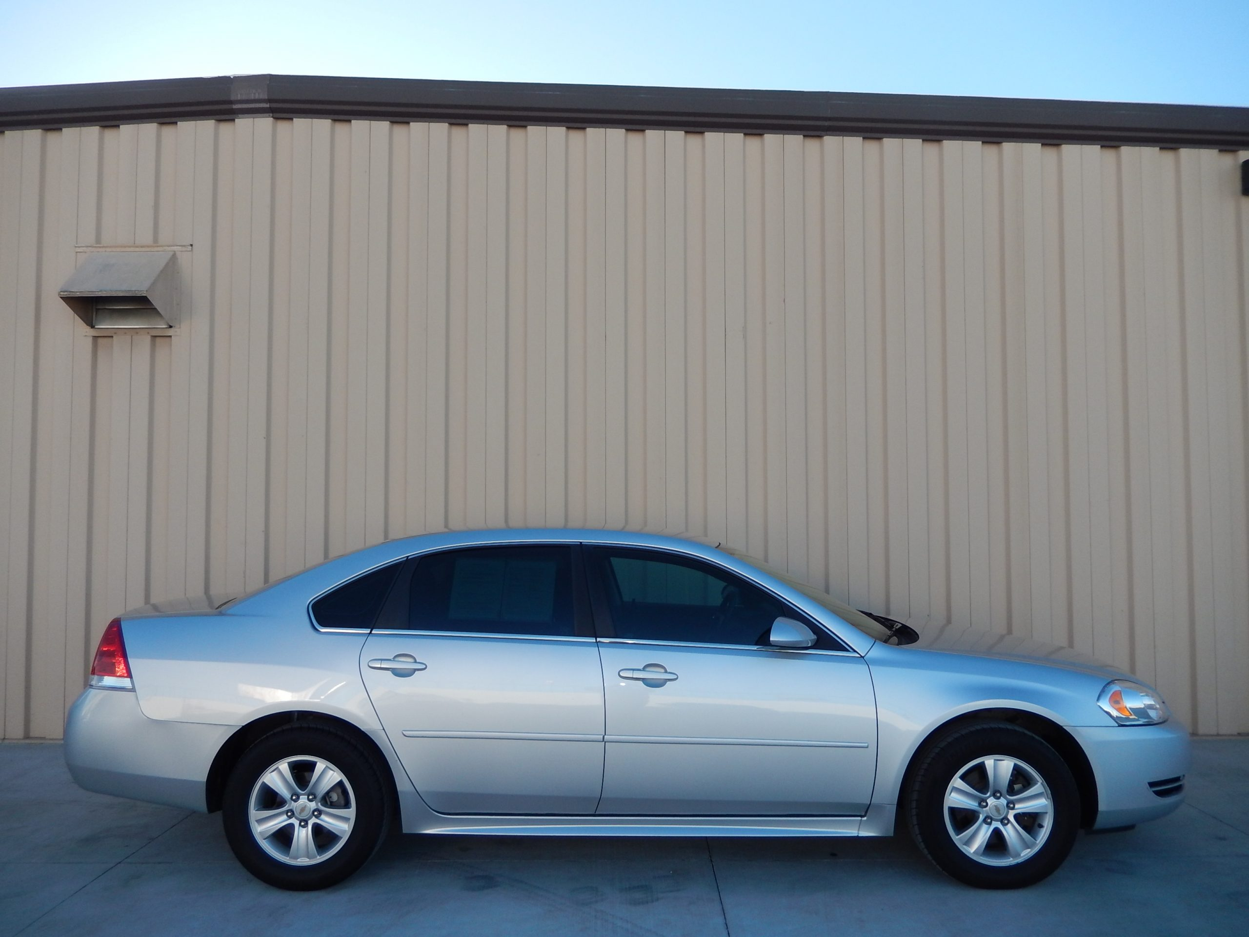Used 2014 Chevrolet Impala LS