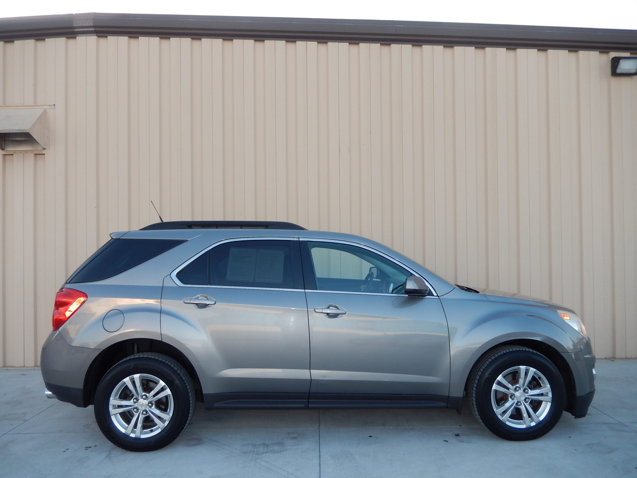 Used 2012 Chevrolet Equinox LT