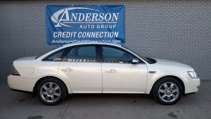 Used 2009 Ford Taurus Limited