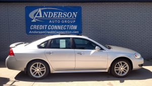 Used 2013 Chevrolet Impala LTZ Sedan for sale in