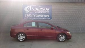 Used 2007 Honda Civic AT LX